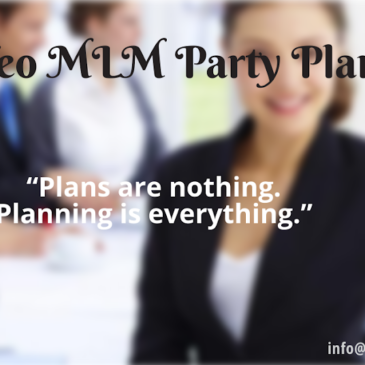 Neo MLM Party Plan