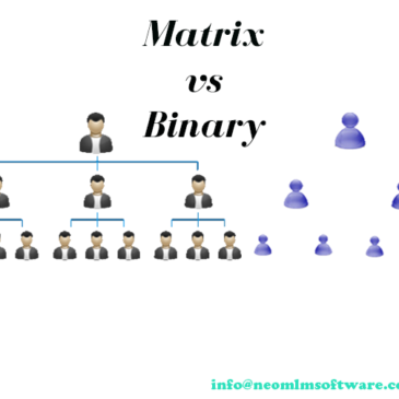 Difference Between MLM Matrix Plan and Binary Plan