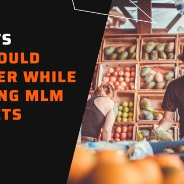 6 Things to Think About When Choosing MLM Products