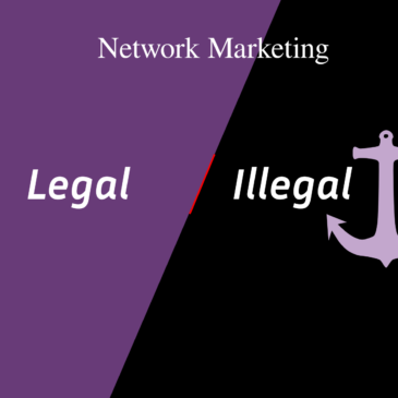 Network Marketing Legal Or Not?
