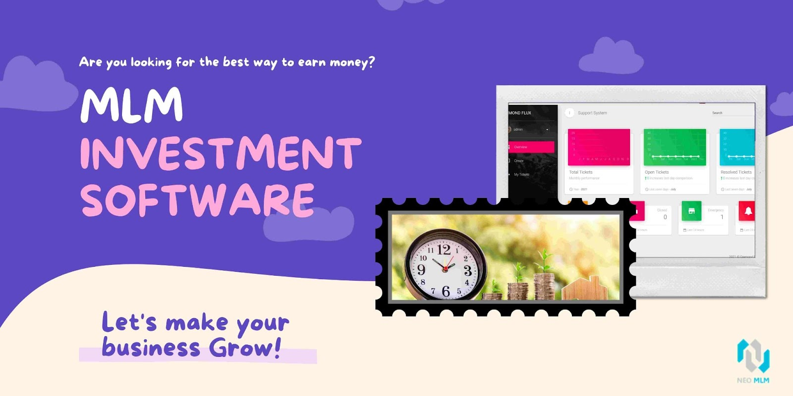 mlm investment software